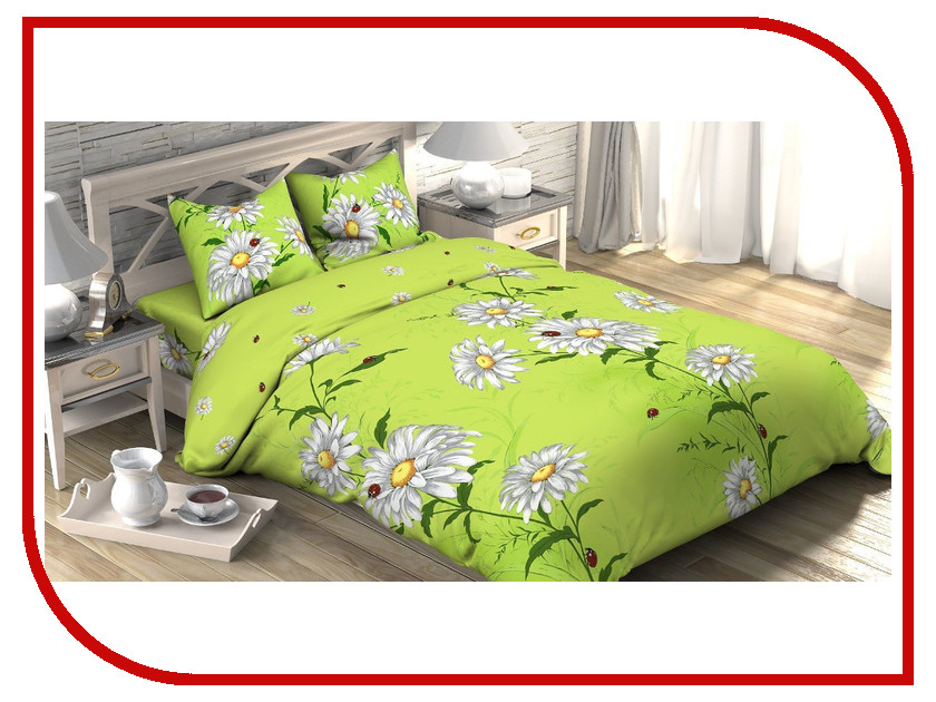 Постельное белье Этель Лето Комплект 1.5 спальный Бязь 1090371 постельное белье жаркое лето бязь 1 5 спальный