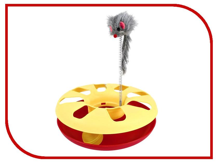 Игрушка Трикси Трек с мышкой 28574 какую хорошую клавиатуру с мышкой для cs