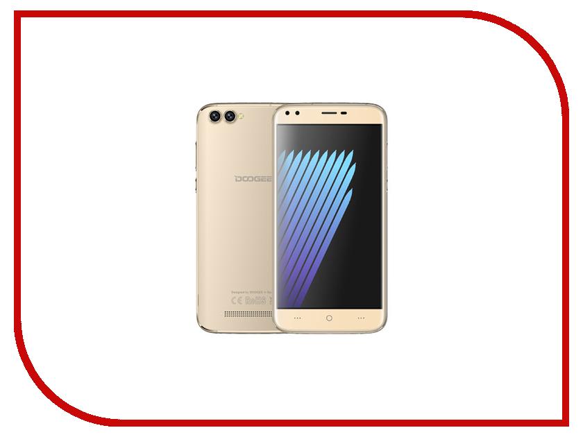 Сотовый телефон DOOGEE X30 Gold