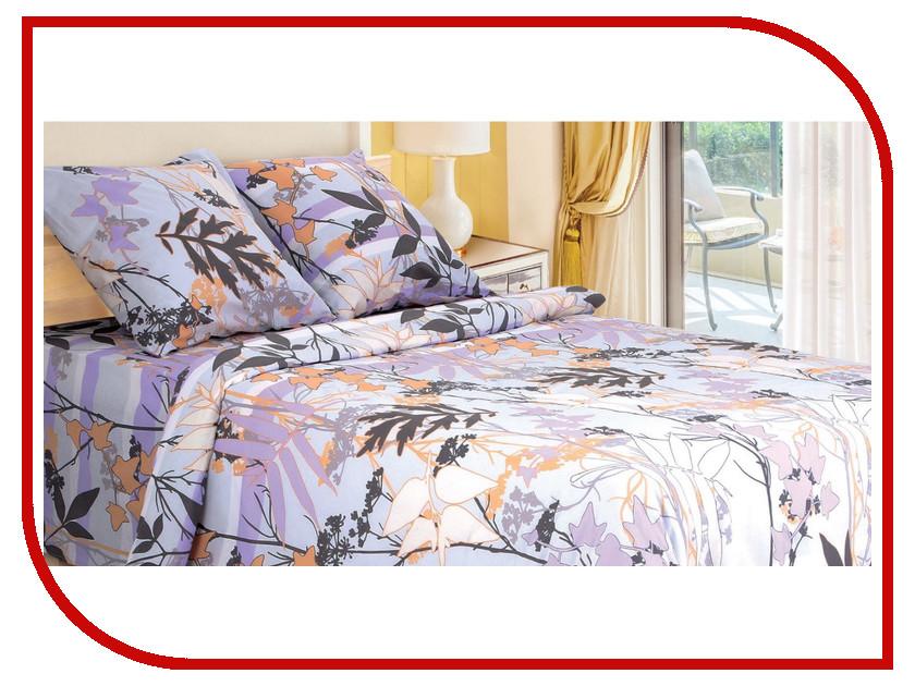 Постельное белье Этель Вальс Комплект 1.5 спальный Бязь 1230459 непоседа постельное белье зайчата 3 пред бязь непоседа желтый