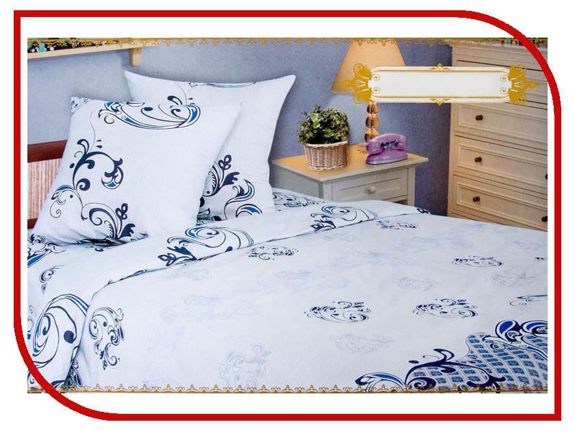 Постельное белье Этель Адажио вид 2 Комплект 1.5 спальный Бязь 1264586