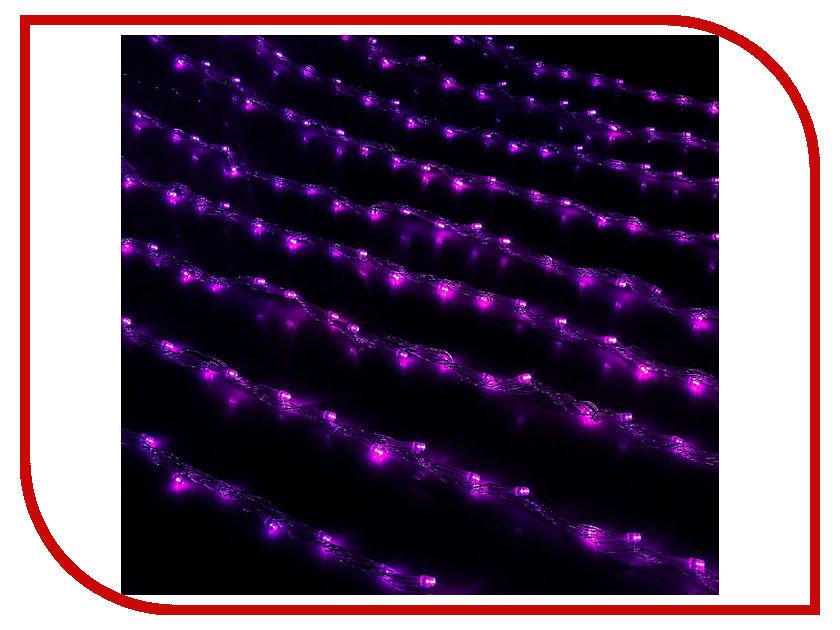 Гирлянда Luazon Дождь 2m-1.5m Purple 187188 дрель шуруповерт ударная bosch gsb 16 re pro