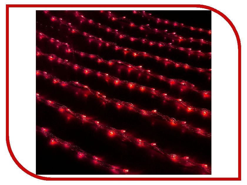 Гирлянда Luazon Дождь 2m-1.5m Red 705962 гирлянда luazon занавес 2m 3m green 1080474
