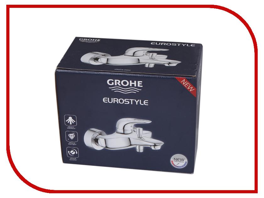 Смеситель Grohe Eurostyle 2015 33591003 смеситель для ванны grohe eurostyle new 33591003