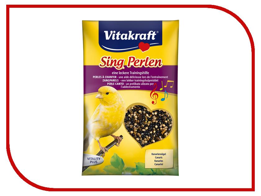 Vitakraft Perls 20Г для канареек 61061 корм для птиц vitakraft menu vital для волнистых попугаев основной 1кг