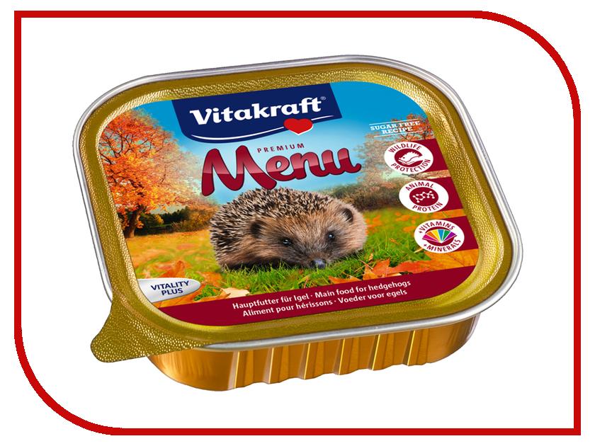 Vitakraft Menu 100g для ежей 57396 vitakraft корм для кроликов vitakraft menu vital 3 кг