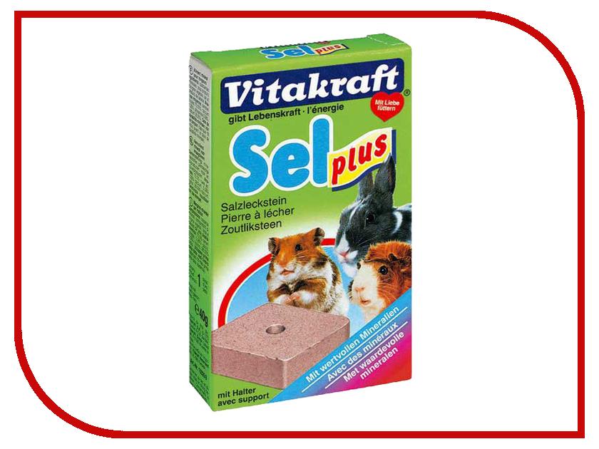 Vitakraft Selpus Минеральный камень 40g для грызунов 28932 камень для грызунов vitakraft mineral 170 г
