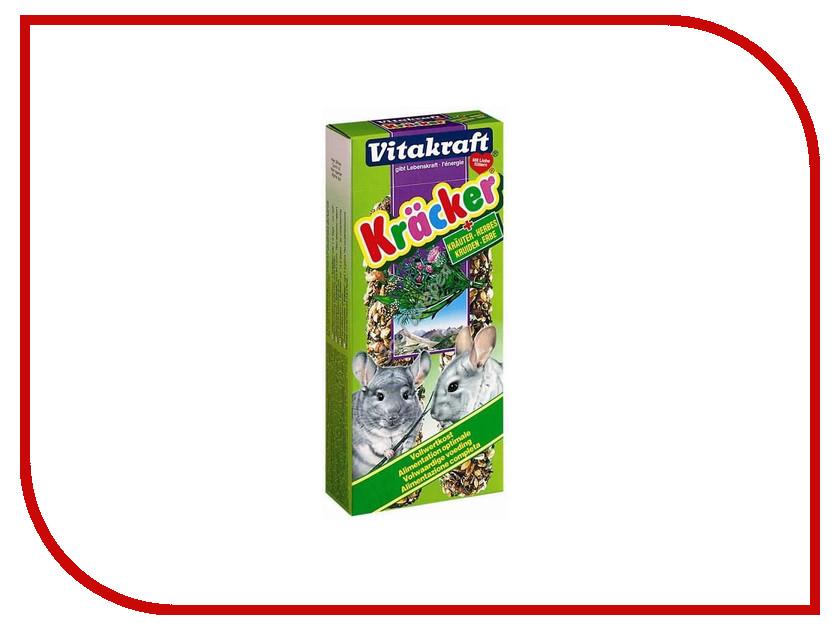 vitakraft крекеры яичные 2шт для экзотических птиц 14989 Vitakraft Крекеры с травами 2шт для шиншил 15448