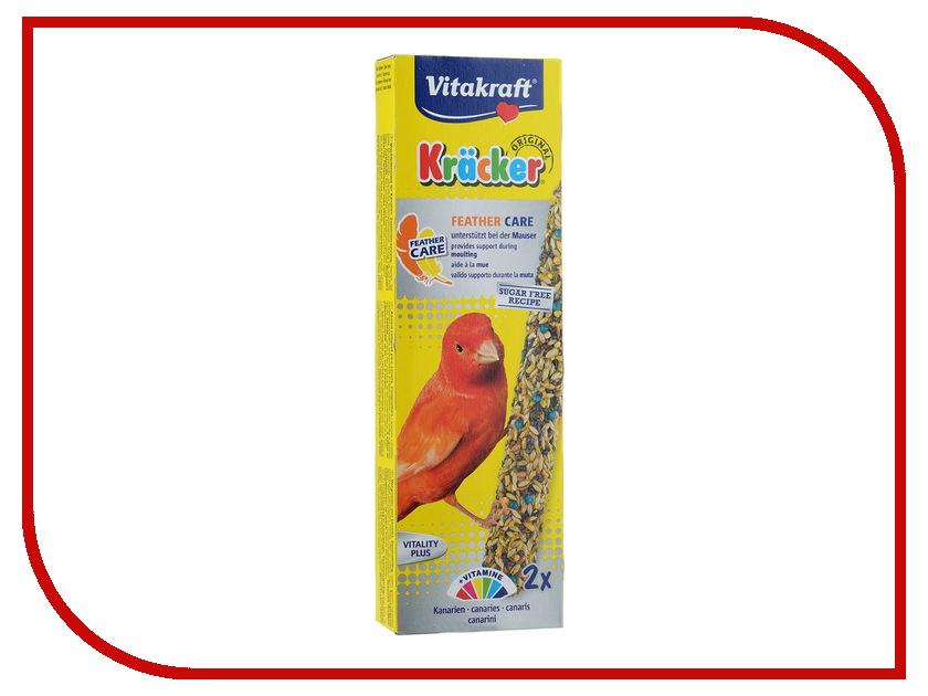 Vitakraft Крекеры 2шт для средних и крупных попугаев при линьке 14062