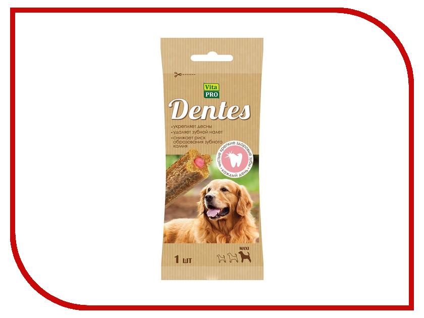 Лакомство VITA PRO Dentes 50g для собак крупных пород 61312 chewell лакомство для собак всех пород куриные дольки нежные уп 100г