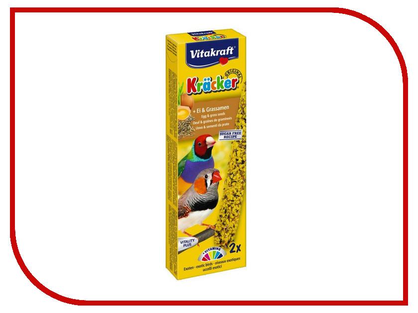 Vitakraft Крекеры Яичные 2шт для экзотических птиц 14989