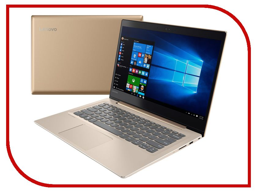 Ноутбук Lenovo IdeaPad 520S-14IKB 80X2000VRK (Intel Core i5-7200U 2.5 GHz/8192Mb/256Gb SSD/No ODD/nVidia GeForce 940MX 2048Mb/Wi-Fi/Bluetooth/Cam/14.0/1920x1080/Windows 10 64-bit) ноутбук lenovo 320s 15isk 80y90002rk intel core i3 6006u 2 0 ghz 4096mb 1000gb no odd nvidia geforce 920mx 2048mb wi fi cam 15 6 1366x768 windows 10 64 bit