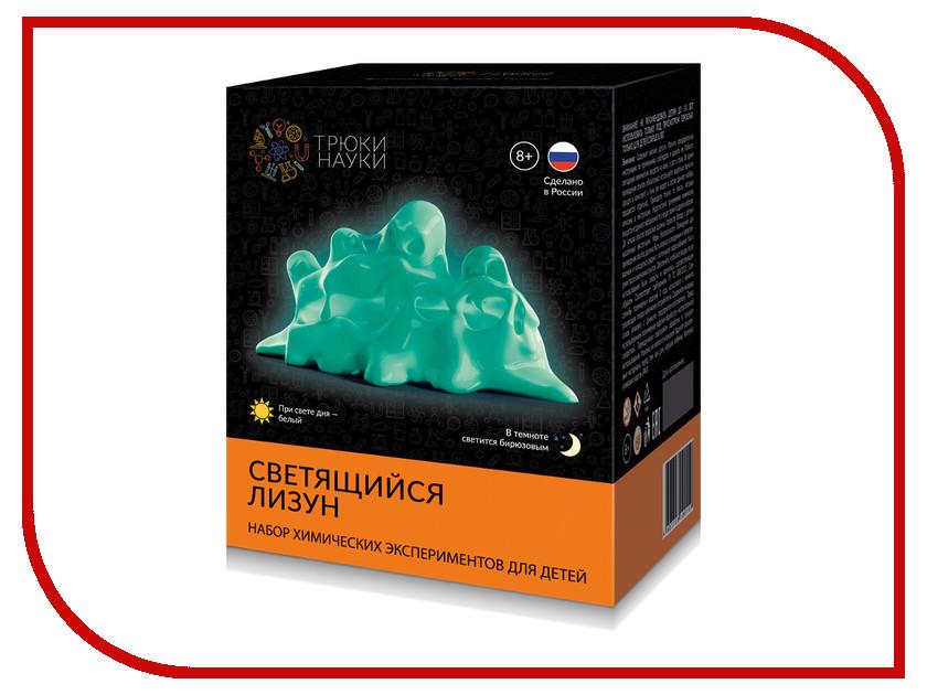 Здесь можно купить Светящийся лизун  Игра Bumbaram Светящийся лизун Z106N Turquoise Исследования, опыты, эксперименты