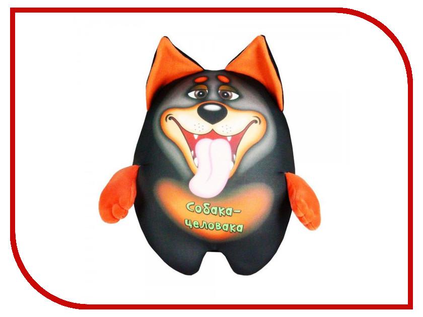 Игрушка антистресс Штучки к которым тянутся ручки Собака с характером 18аси04мив-1 плюшка трогательная штучки к которым тянутся ручки