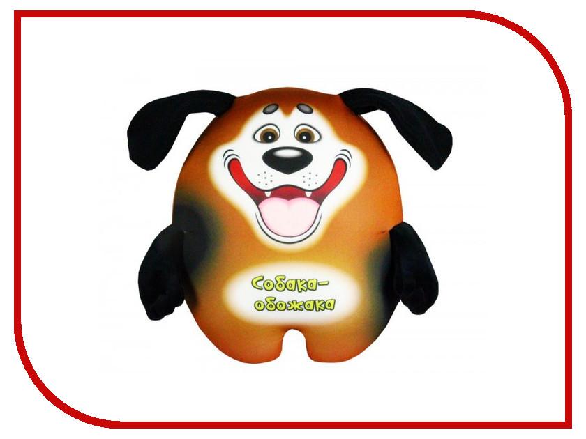 Игрушка антистресс Штучки к которым тянутся ручки Собака с характером 18аси04ив-5 игрушка антистресс штучки к которым тянутся ручки сова холст 16хип01ив