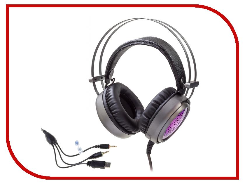 Гарнитура Oklick HS-L600G Steel Sound гарнитура oklick hs l330g nightmare