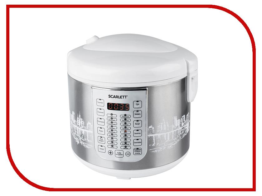 Мультиварка Scarlett SC-MC410S21 масляный радиатор scarlett sc oh67b02 7