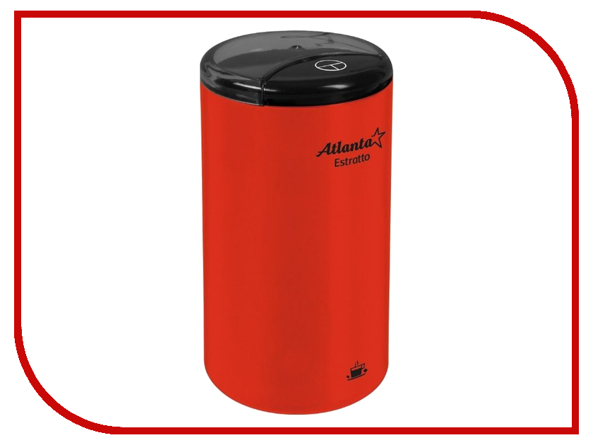 Кофемолка Atlanta ATH-3391 Red