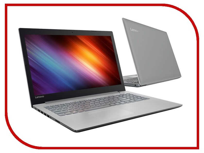 Ноутбук Lenovo 320-15IAP 80XR0076RK (Intel Celeron N3350 1.1 GHz/4096Mb/500Gb/No ODD/Intel HD Graphics/Wi-Fi/Cam/15.6/1366x768/DOS)