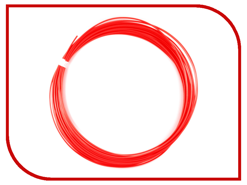 Аксессуар Даджет 3D-Палитры PLA-пластик Red Kit RU0111