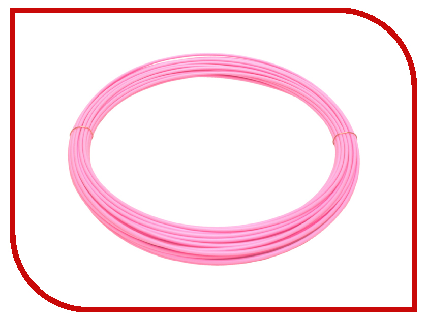 Аксессуар Даджет 3D-Палитры PLA-пластик Pink Kit RU0118