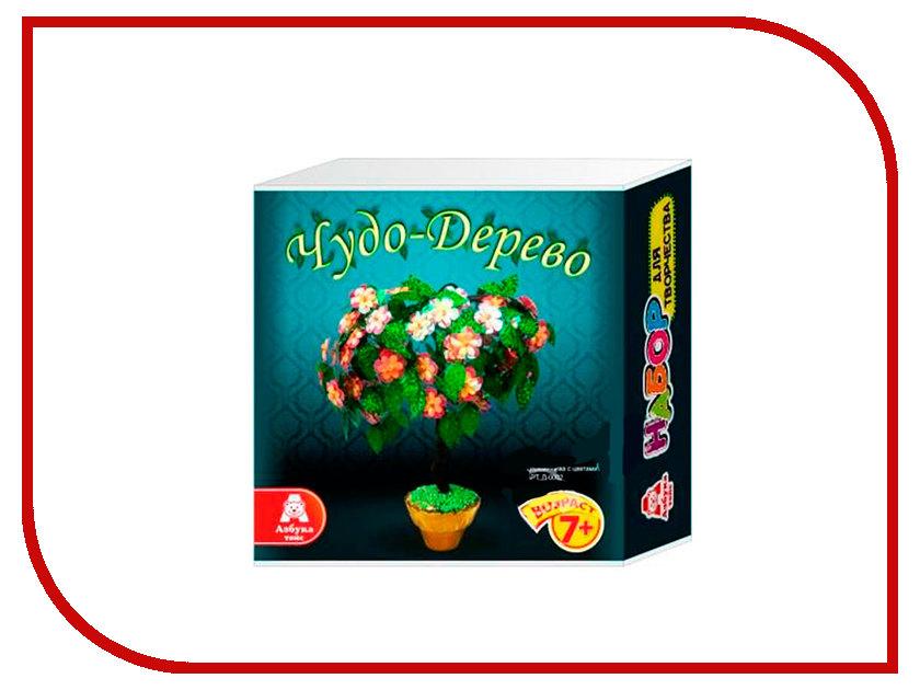 Набор для творчества Азбука тойс Чудо-дерево Ива с цветами Д-0002