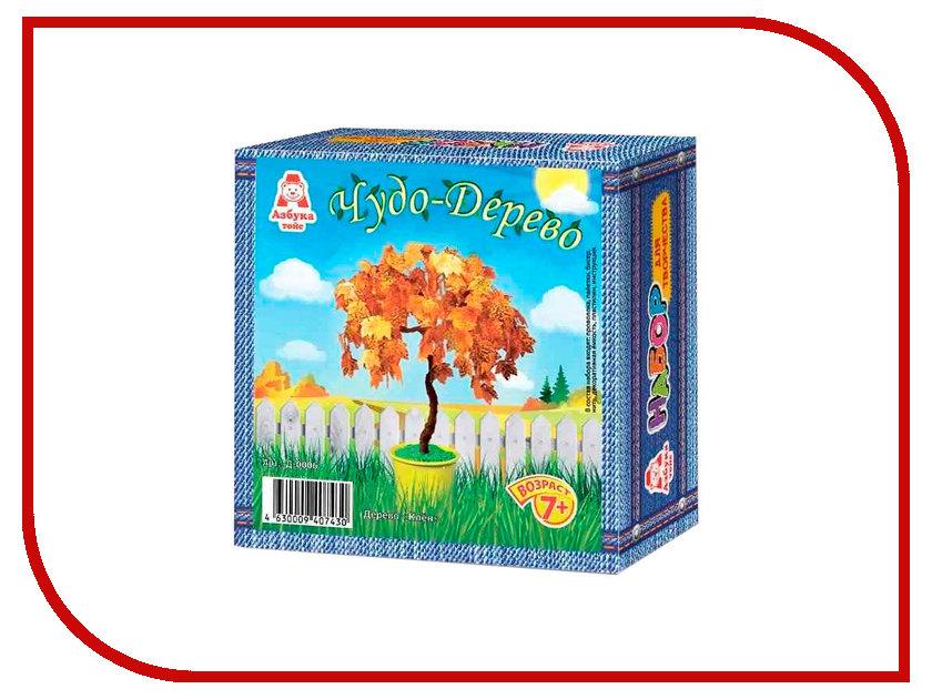 Набор для творчества Азбука тойс Чудо-дерево Клен Д-0006
