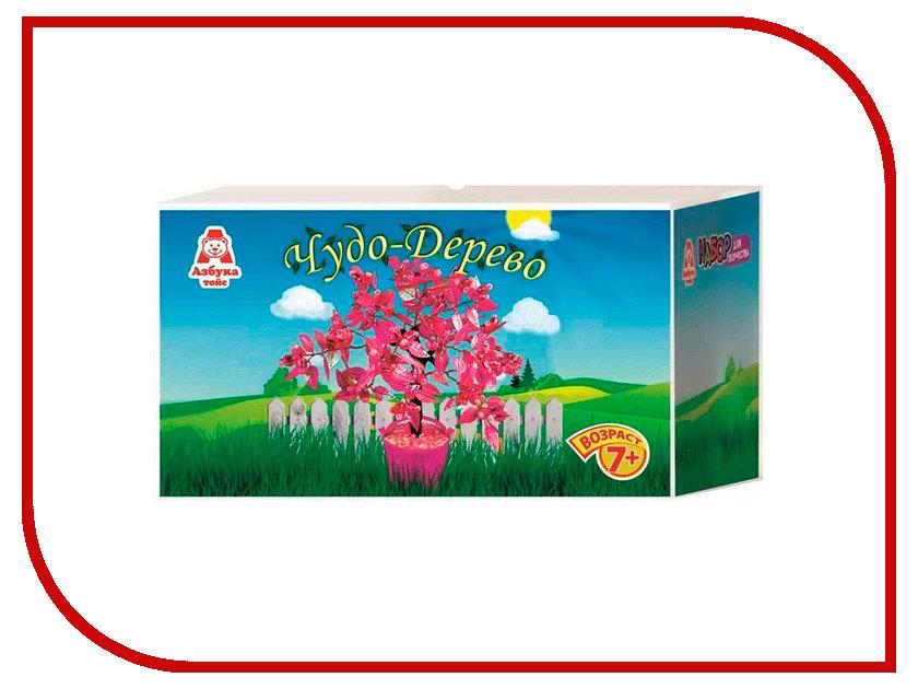 Набор для творчества Азбука тойс Чудо-дерево Розовое Д-0013 розовое дерево краска