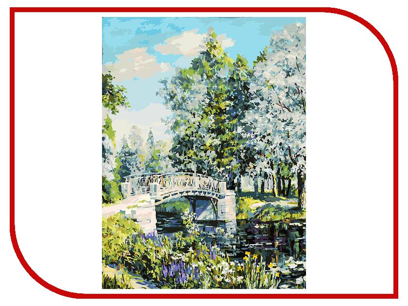 Набор Белоснежка Мостик в парке 095-AS