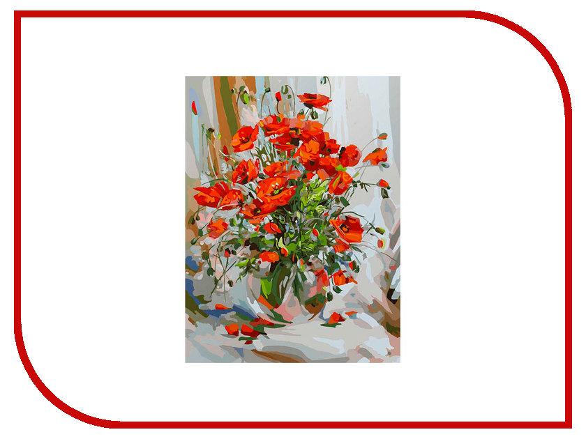 Белоснежка Букет маков 3085-CS белоснежка мозаика на подрамнике летний букет 294 st s
