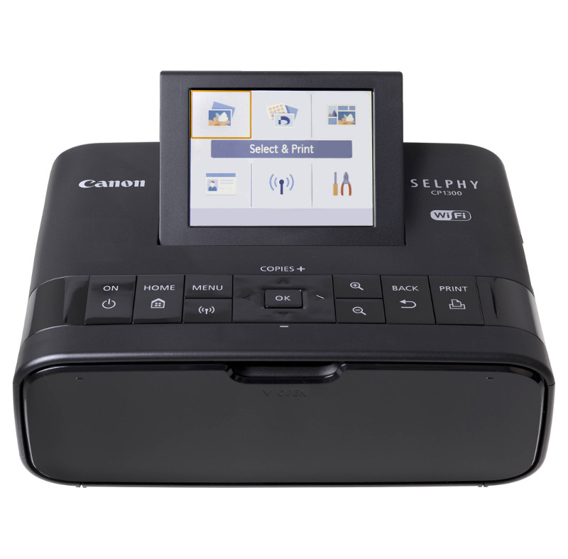 Принтер Canon Selphy CP1300 Black цена и фото