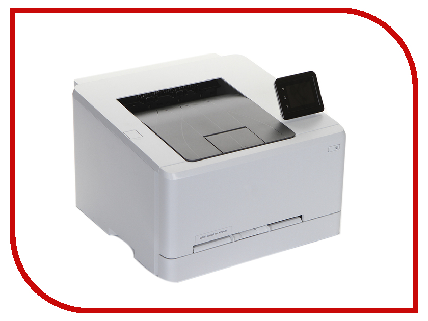 Принтер HP Color LaserJet Pro M254dw T6B60A hewlett packard hp color laserjet enterprise m750n d3l08a