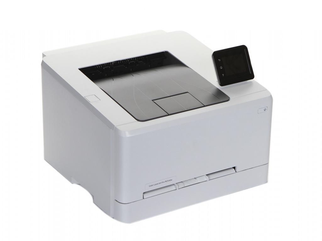 все цены на Принтер HP Color LaserJet Pro M254dw T6B60A онлайн