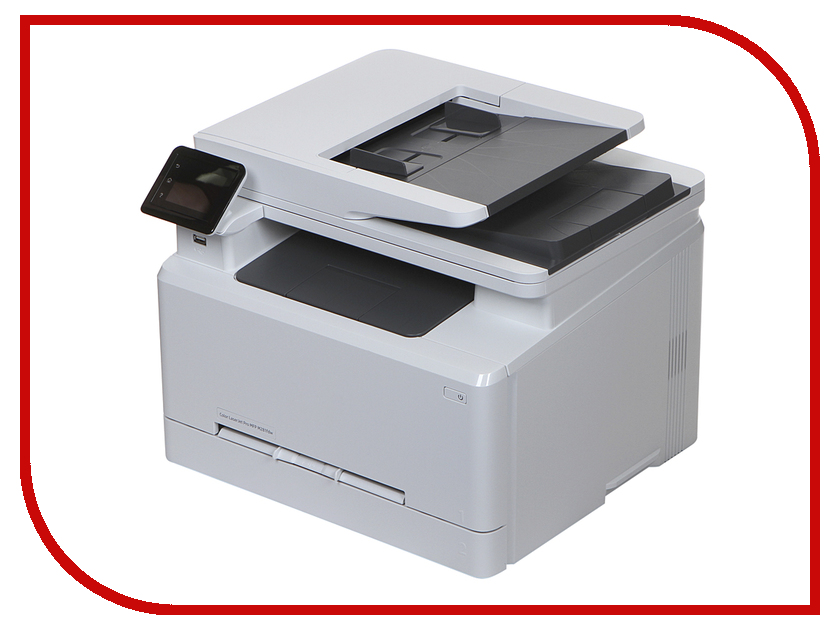 МФУ HP Color LaserJet Pro M281fdw hewlett packard hp color laserjet enterprise m750n d3l08a