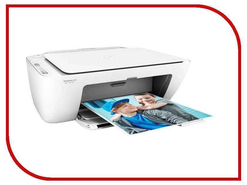 МФУ HP Deskjet 2620 V1N01C отзывы мфу hp deskjet ink advantage 4675