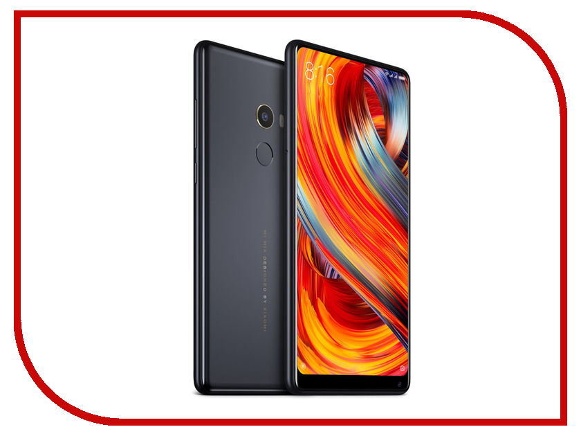 Сотовый телефон Xiaomi Mi Mix 2 6Gb RAM 64Gb Black