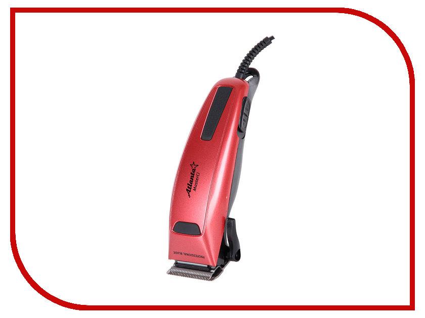 Машинка для стрижки волос Atlanta ATH-6892 Red