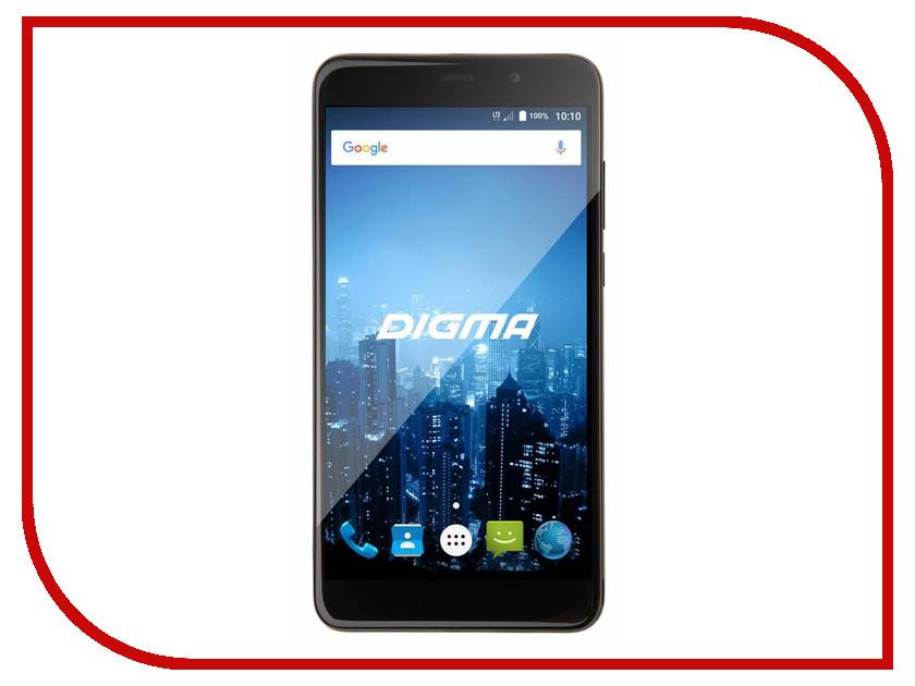 Сотовый телефон Digma CITI POWER 4G смартфон 5 digma vox s505