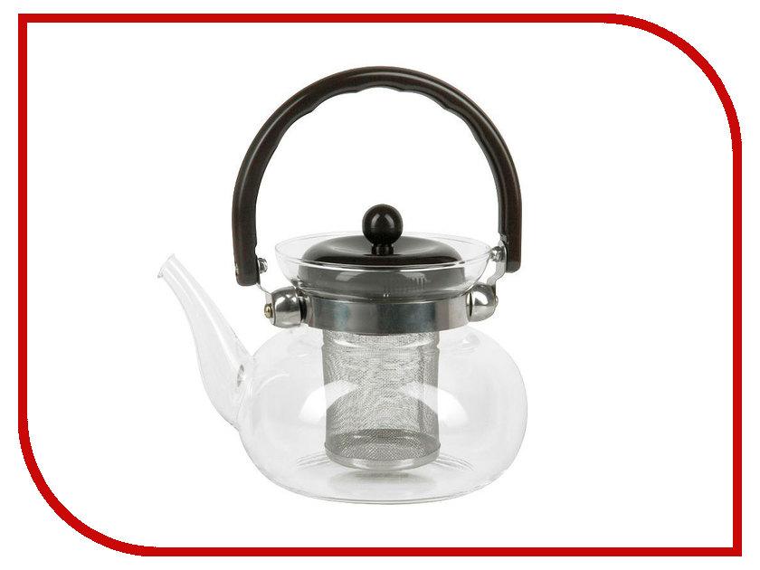 Чайник заварочный Rosenberg RGL-250004-M френч пресс rosenberg rsg 660009 m