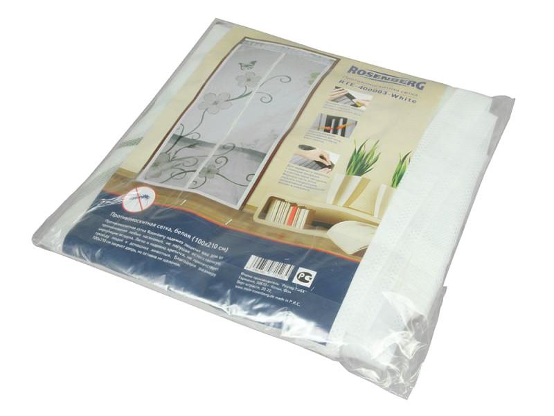 Средство защиты из сетки Rosenberg RTE-400003 White
