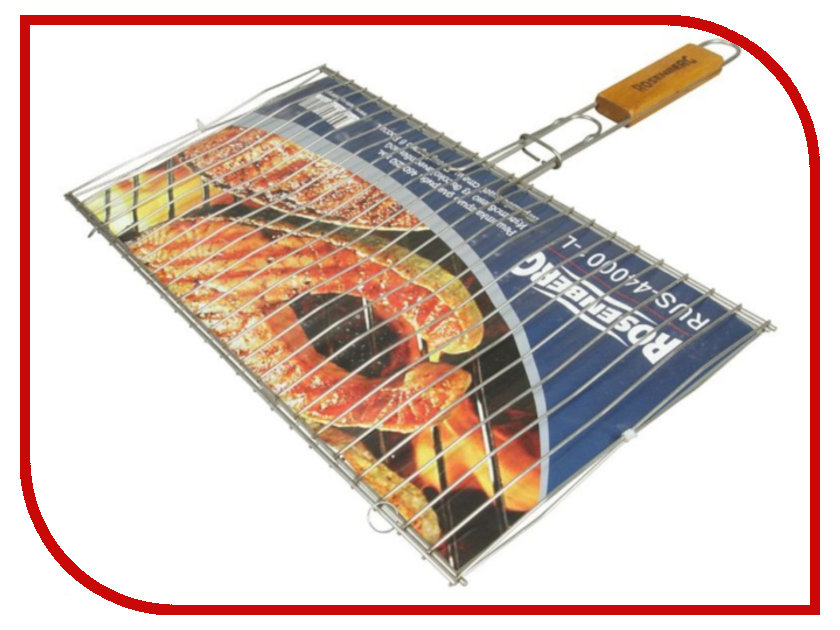 Решетка для барбекю Rosenberg RUS-440001-L