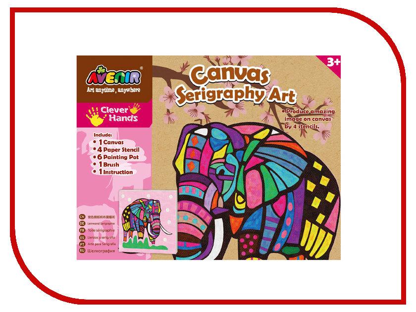 Набор Avenir набор для шелкографии Слон CH1342