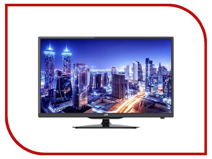 Телевизор JVC LT-24M450 led телевизор jvc lt22m445 black