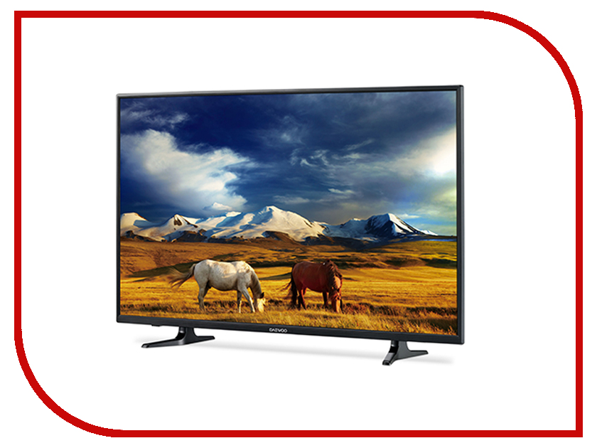 где купить Телевизор Daewoo Electronics L40R630VKE дешево