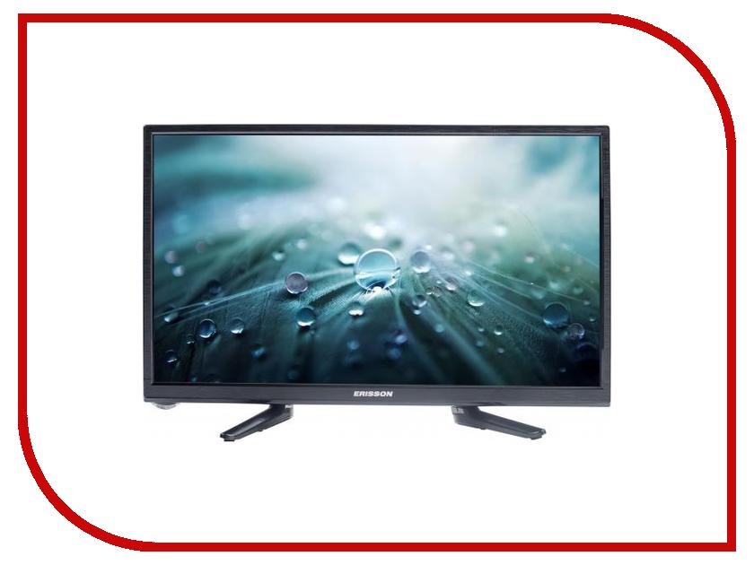 Телевизор Erisson 19LES16 led телевизор erisson 24lee31t2