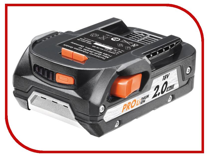 Аккумулятор AEG L1820R 4932430169 штроборез aeg mfe 1500