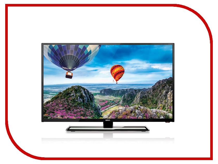 Телевизор BBK 32LEM-1005/T2C телевизор bbk 24lem 1026 t2c