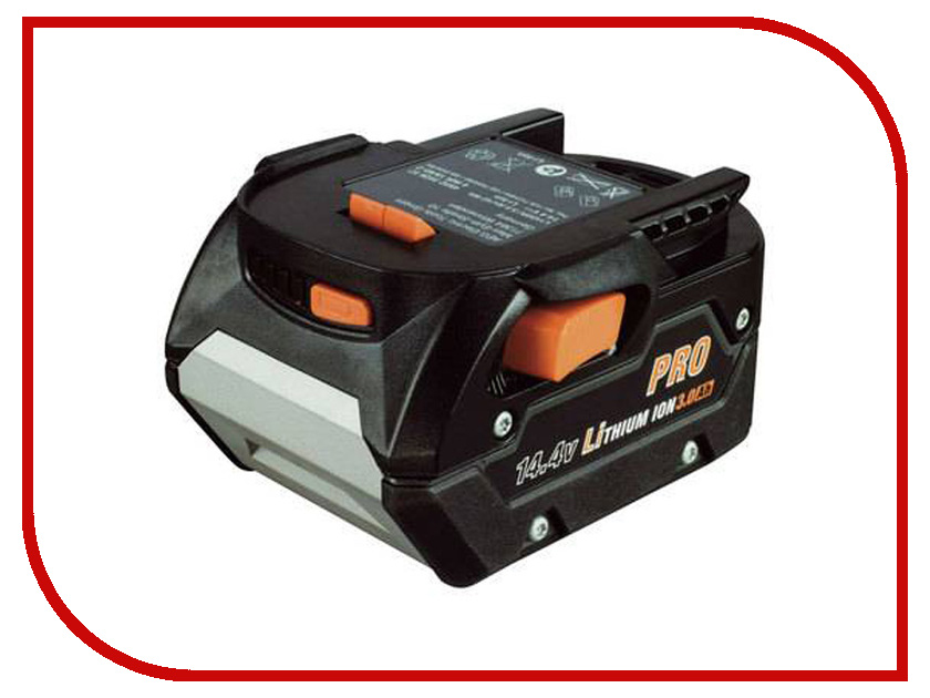 Аккумулятор AEG L1430R 4932352657 aeg l 76260 tl