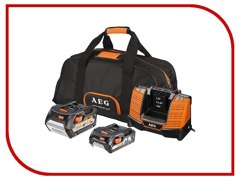 Набор AEG Set LL18X0BL 4932459167