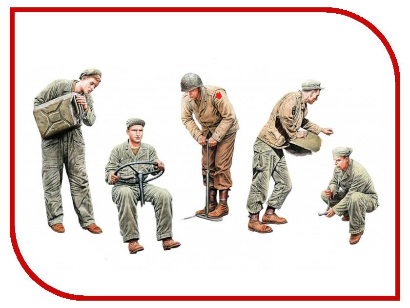 Сборная модель MiniArt Американские Армейские Водители 35180М купить американские соусы